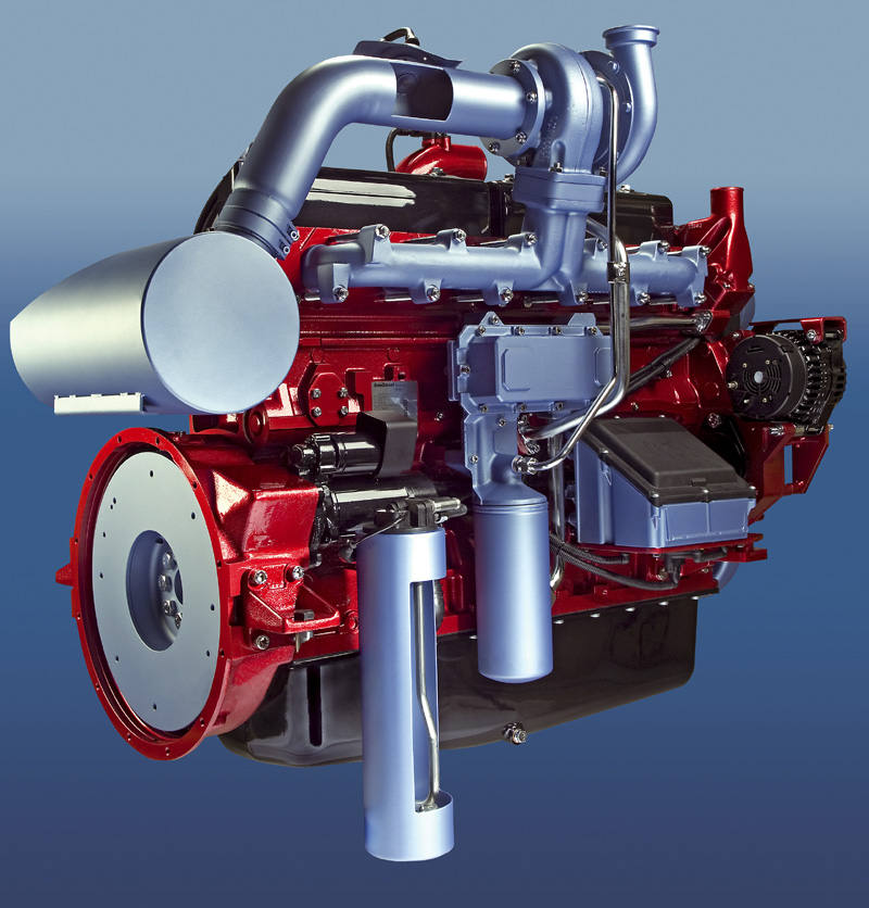 AGCO Sisu Power chose SCR technology (Selective Catalytic Reduction) to reduce emissions